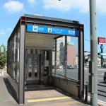 覚王山駅エレベータ